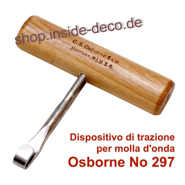 Osborne No. 297 - dispositivo di tensionamento per molle ad onda